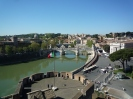 Photo 114 : Tiber viewed from Castel Sant'Angelo, Rome