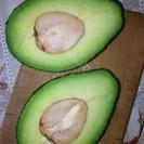 Photo 34 : Pieces of avocado
